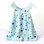 Colorful dots Baby Clothes For Girls