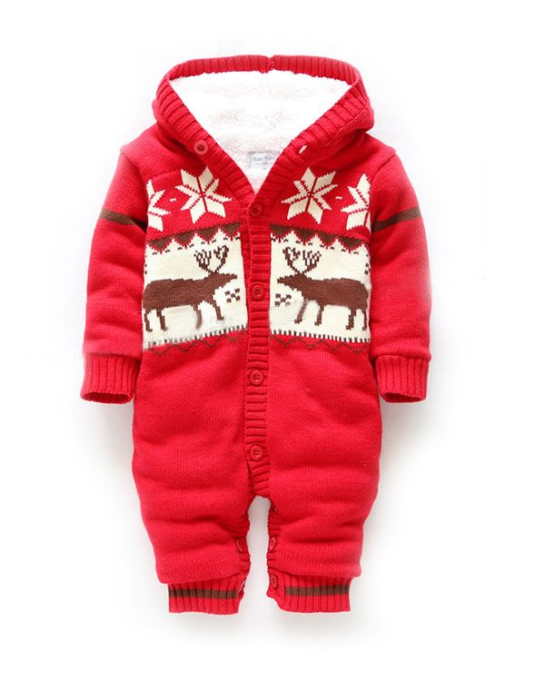 Christmas Baby Clothes 2016