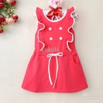 Delicate Baby Girls Dresses