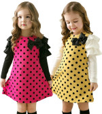 Polka dots Children Clothing