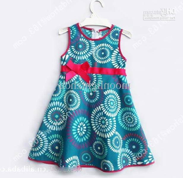 Unique Children Dress