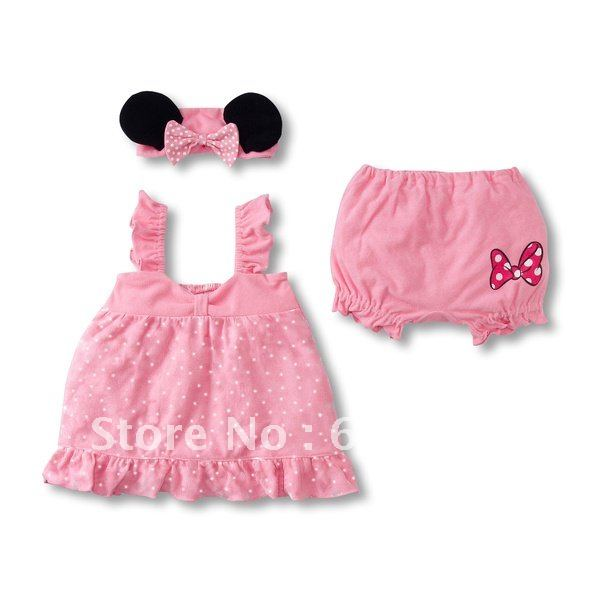 Minnie Girls Clothing