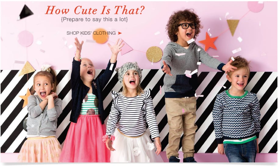 Great Kids Clothing Stores Online