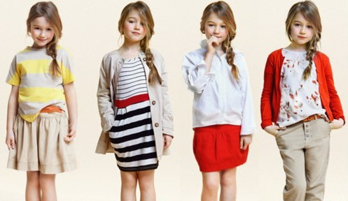 Pretty Kids Clothing