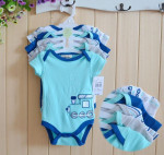 Blue Newborn Baby Boy Clothes