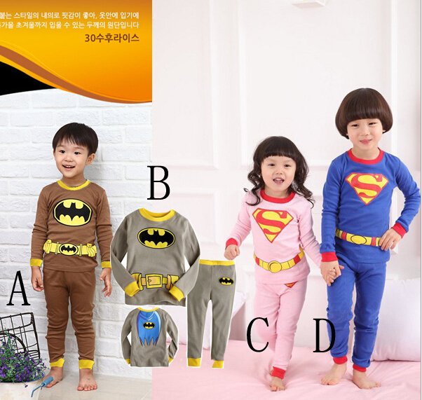 Superhero Toddler Clothing Stores