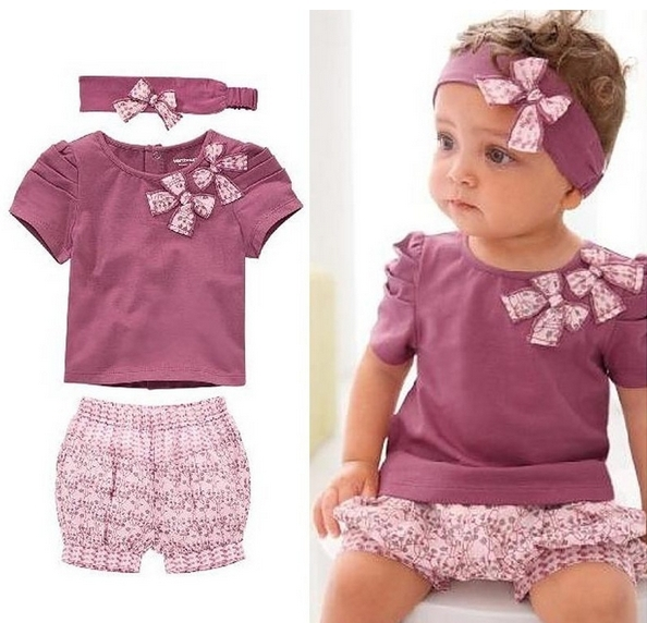 Light Purple Toddler Girl Clothes