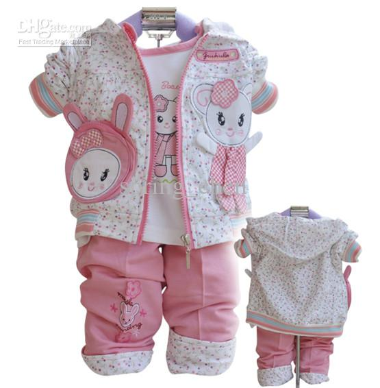 Rabbit Baby Cloth