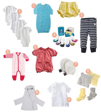 Few Best Baby Clothes
