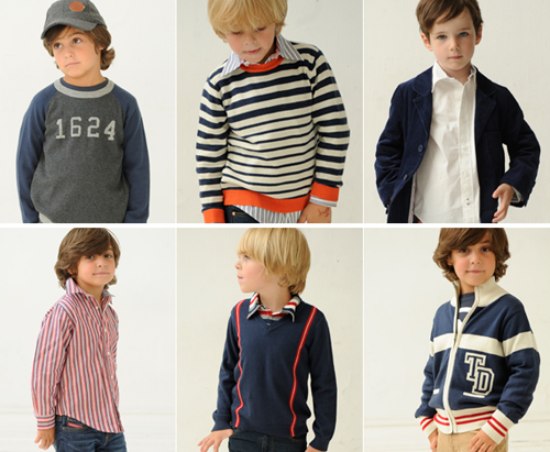 Various Boy Clothes