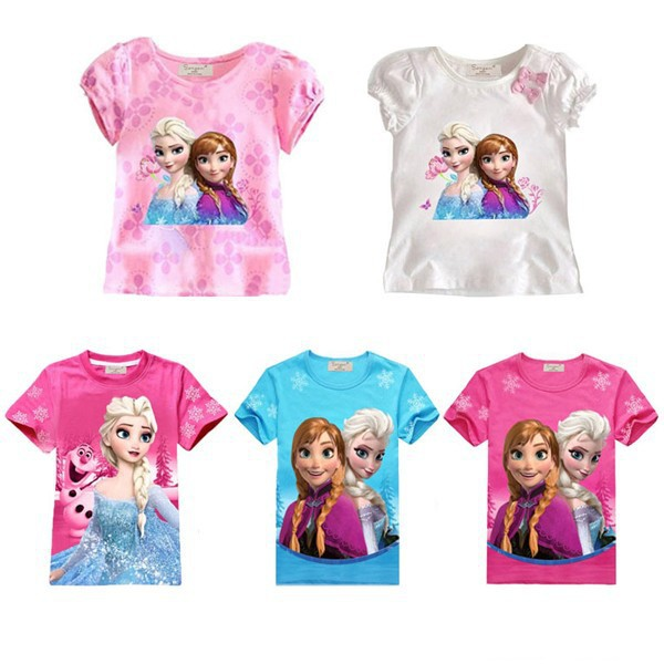 Elsa Anna Cheap Kids Clothing