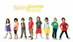 Spring Childrens Wear
