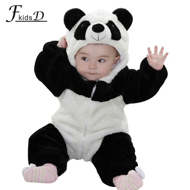 Panda Cute Baby Clothes