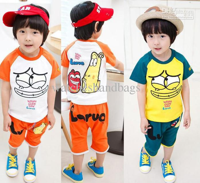 Colorful Kid Clothing