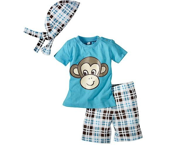 Monkey Kids Cloth