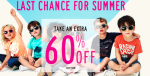 60% Kids Clothing Sale