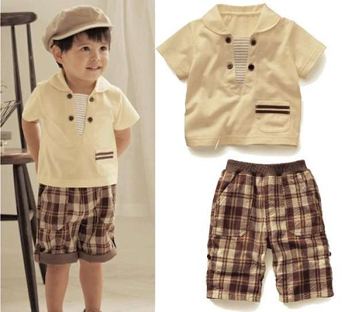 Chocolate Baby Boy Designer Clothes 2016